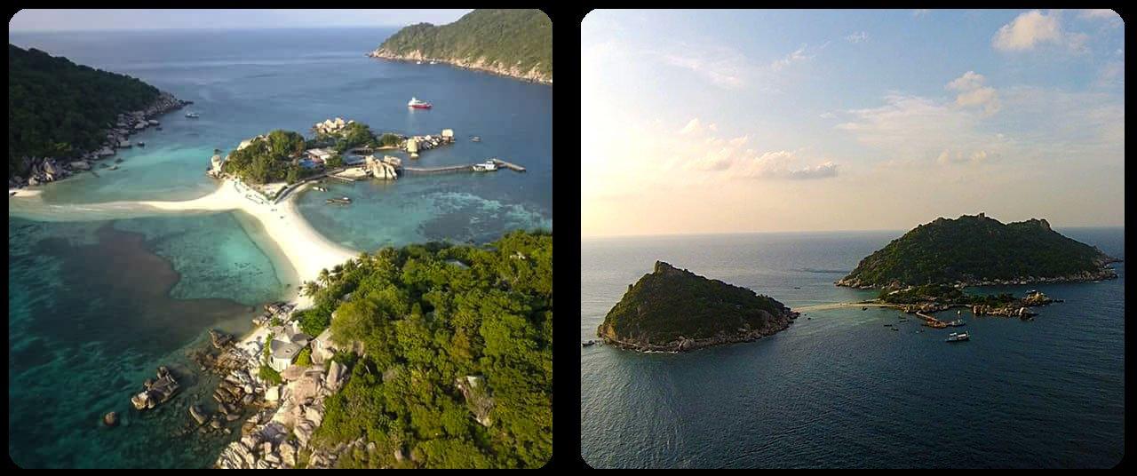 Ausflugstipp: Koh Nang Yuan